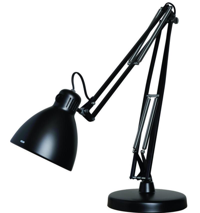 Идеально для письменного стола – кронштейн Luxo L-1 1 метр