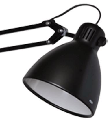 Плафон Luxo L-1 идеальной формы - не слепит глаза и ровно распределяет свет