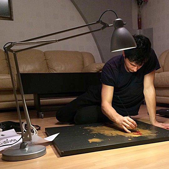 """Юлия Муртазина - отзыв о настольной лампе luxo l-1– """" Если бы я искала настольную лампу сейчас, то все равно выбрала ее"""""""