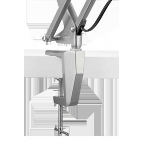 Струбцина для крепления на край стола Luxo L-1